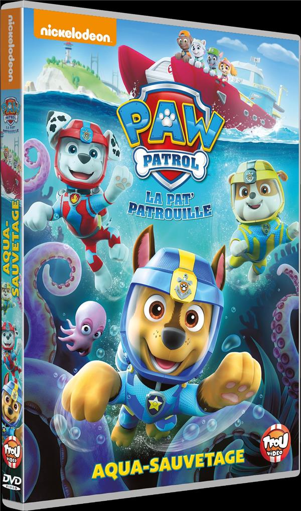 La Pat Patrouille Vol 24 Aqua Sauvetage