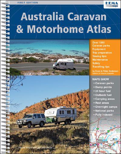 Australia caravan & motorhome atlas