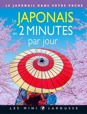 Le japonais en 2 minutes par jour