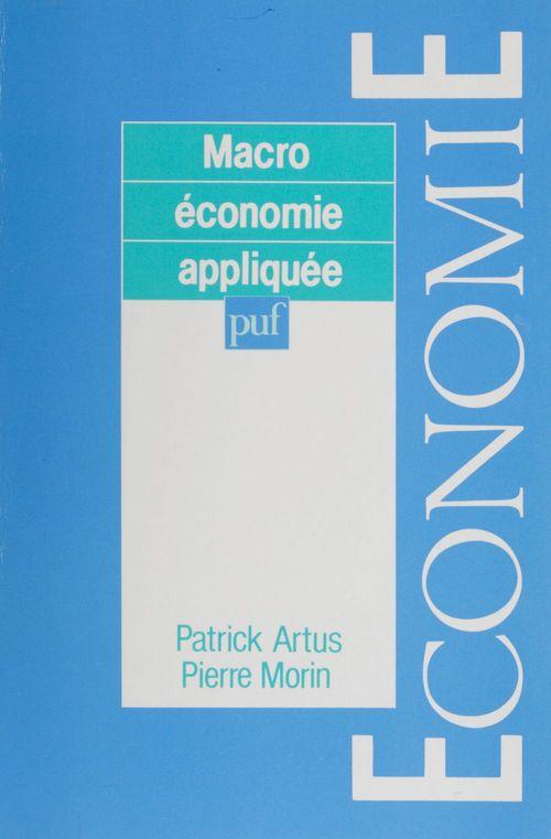macroeconomie appliquee