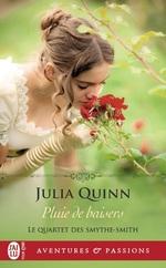 Vente Livre Numérique : Le quartet des Smythe-Smith (Tome 3) - Pluie de baisers  - Julia Quinn