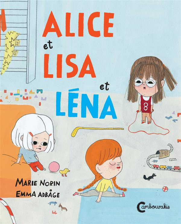 Alice et Lisa et Léna