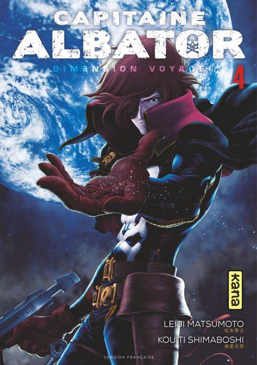 Capitaine Albator - Dimension voyage T.4