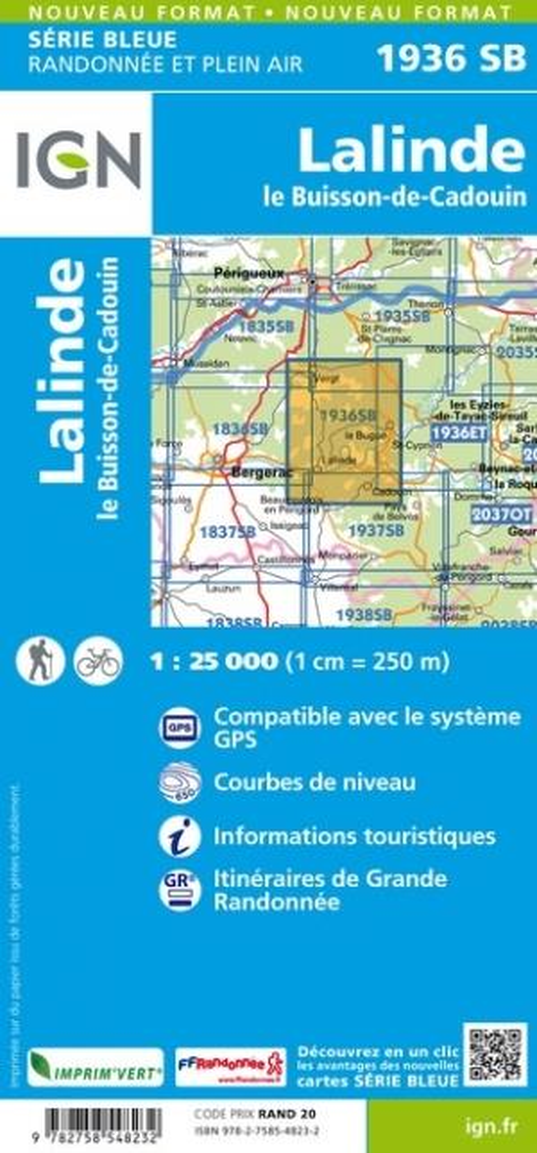 1936SB ; Lalinde-le Buisson-de-Cadouin