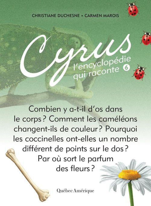 Cyrus, l'encyclopedie qui raconte v 06