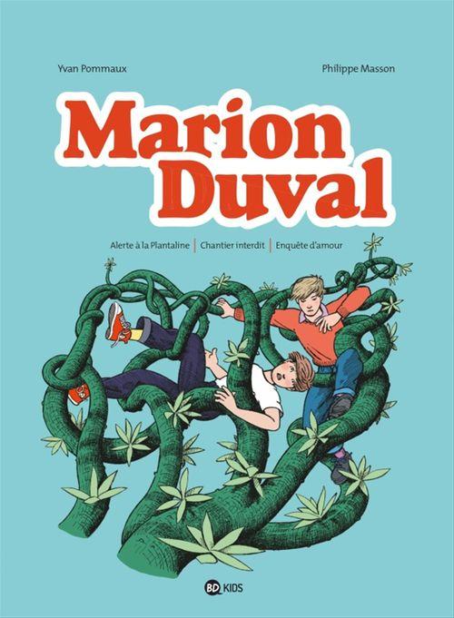 Marion Duval ; INTEGRALE VOL.5 ; T.13 A T.15