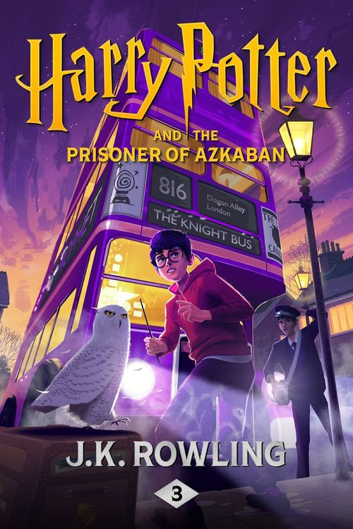 Harry Potter and the prisoner of Azkaban t.3