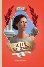 Vente Livre Numérique : Julia, fille de César  - Viviane Koenig