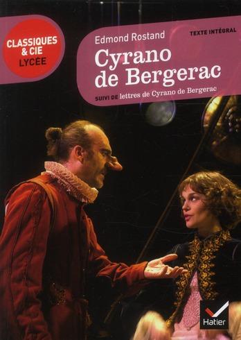 Cyrano de Bergerac ; lettres de Cyrano de Bergerac