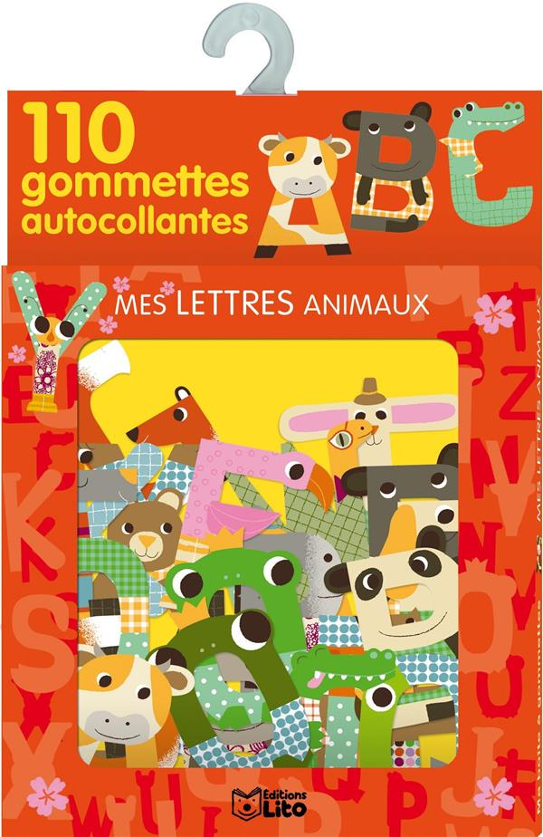 Mes Lettres Animaux