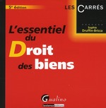 Vente Livre Numérique : L'essentiel du droit des biens - 5e édition  - Sophie Druffin-Bricca