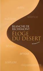 Vente Livre Numérique : Eloge du désert  - Blanche De Richemont