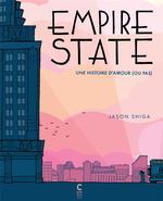 Couverture de Empire State - Une Histoire D'Amour (Ou Pas)