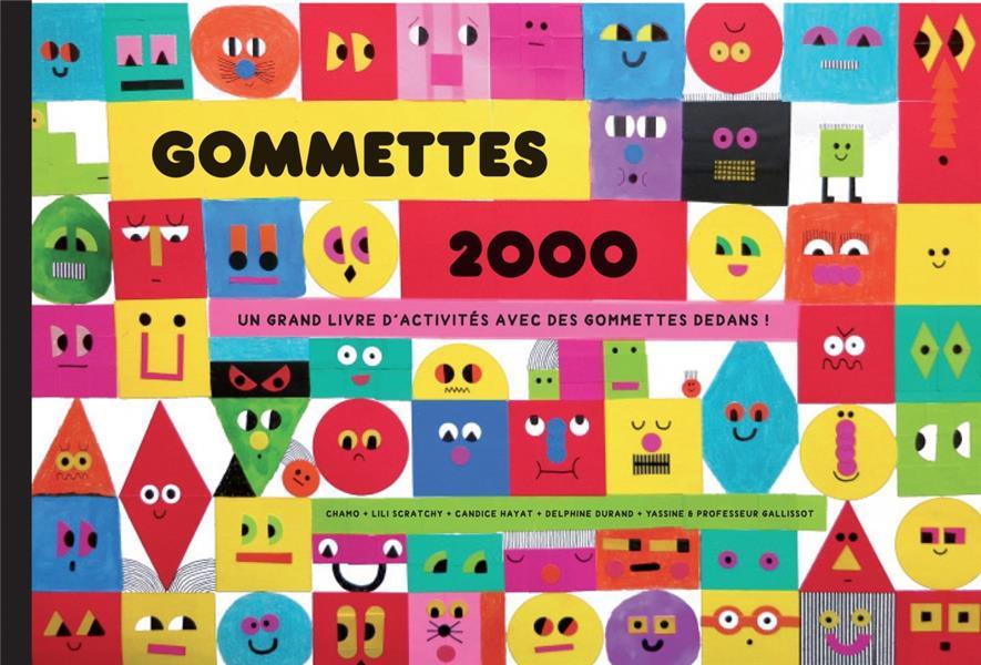 Gommettes 2000