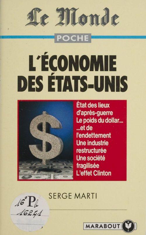 Economie des etats unis