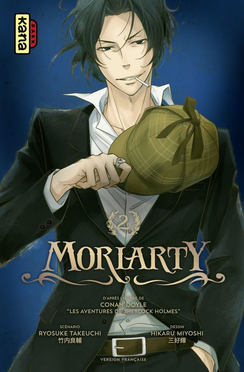 Moriarty - Tome 2