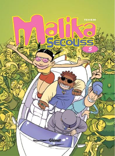 Malika Secouss T.5 ; Fais Pas Ta Star