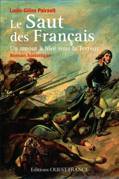 Le saut des Français ; un amour sous la Terreur