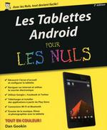 Vente Livre Numérique : Les tablettes Android pour les nuls (3e édition)  - Dan Gookin