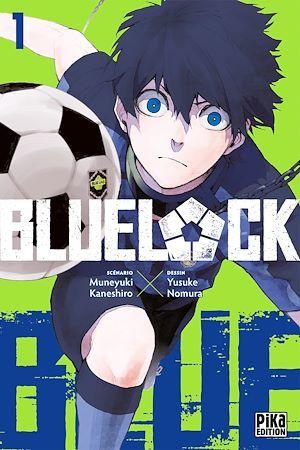 Vente EBooks : Blue Lock T01  - Yûsuke Nomura