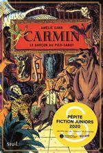 Vente EBooks : Carmin, tome 1 - Pépite Fiction Juniors Montreuil 2020  - Amélie SARN