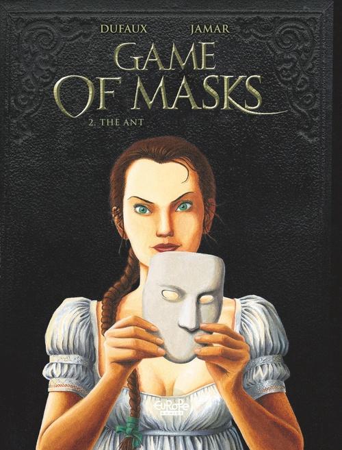 Double Masque - Volume 2 -  The Ant