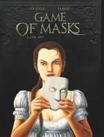 Vente Livre Numérique : Double Masque - Volume 2 - The Ant  - Jean Dufaux