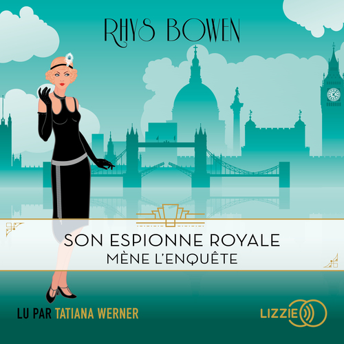 Vente AudioBook : Son espionne royale mène l'enquête  - Rhys BOWEN