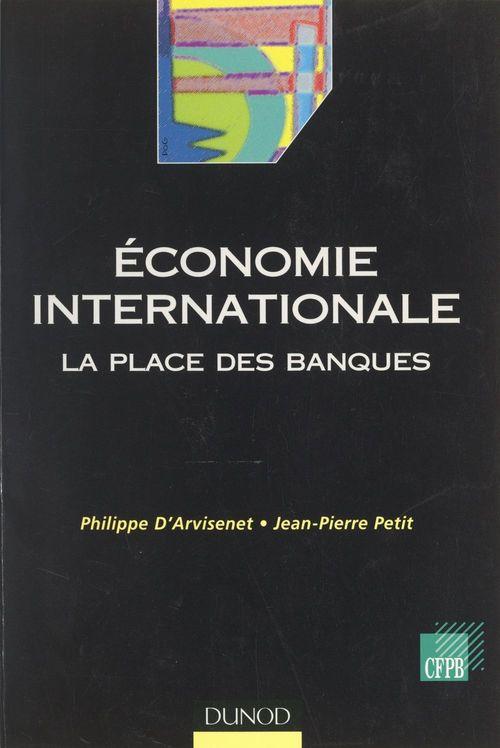 Économie internationale : la place des banques