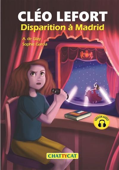 Cléo Lefort ; disparition à Madrid