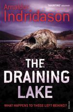 Vente Livre Numérique : The Draining Lake  - Arnaldur Indridason