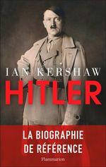 Vente EBooks : Hitler  - Ian Kershaw