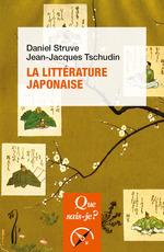 Vente Livre Numérique : La littérature japonaise  - Jean-Jacques Tschudin - Daniel Struve