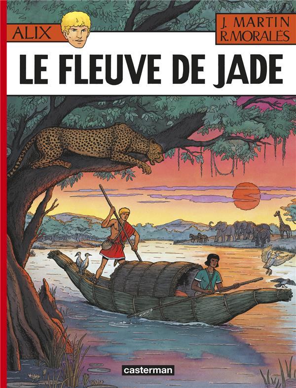 Alix T.23 ; le fleuve de jade