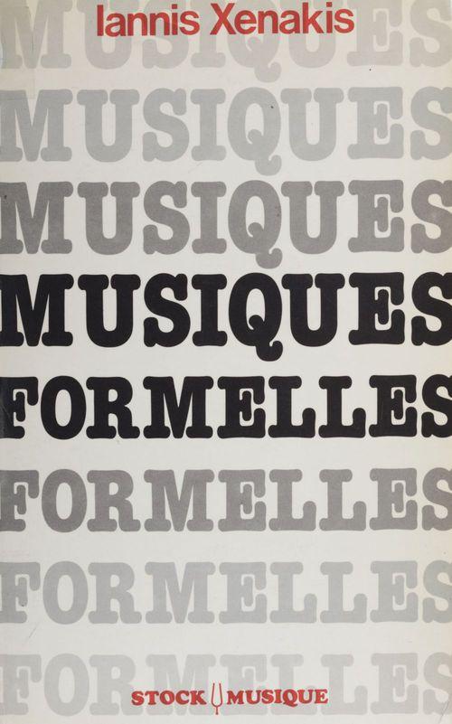 Musiques formelles