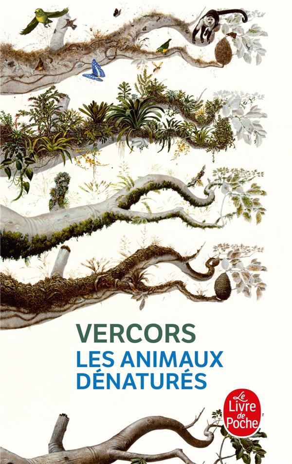 Les animaux dénaturés