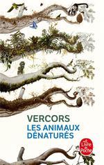 Couverture de Les animaux dénaturés