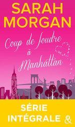Vente Livre Numérique : Coup de foudre à Manhattan - Série intégrale  - Sarah Morgan