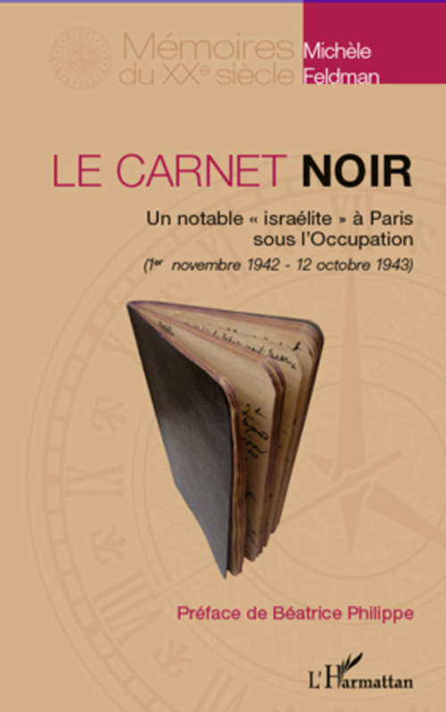 Le carnet noir ; un notable