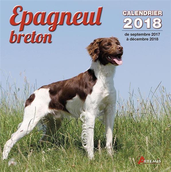 épagneul breton (édition 2018)