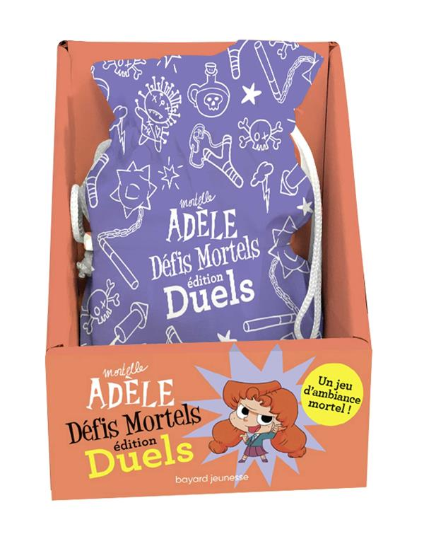 Mortelle Adèle ; défis mortels édition duels