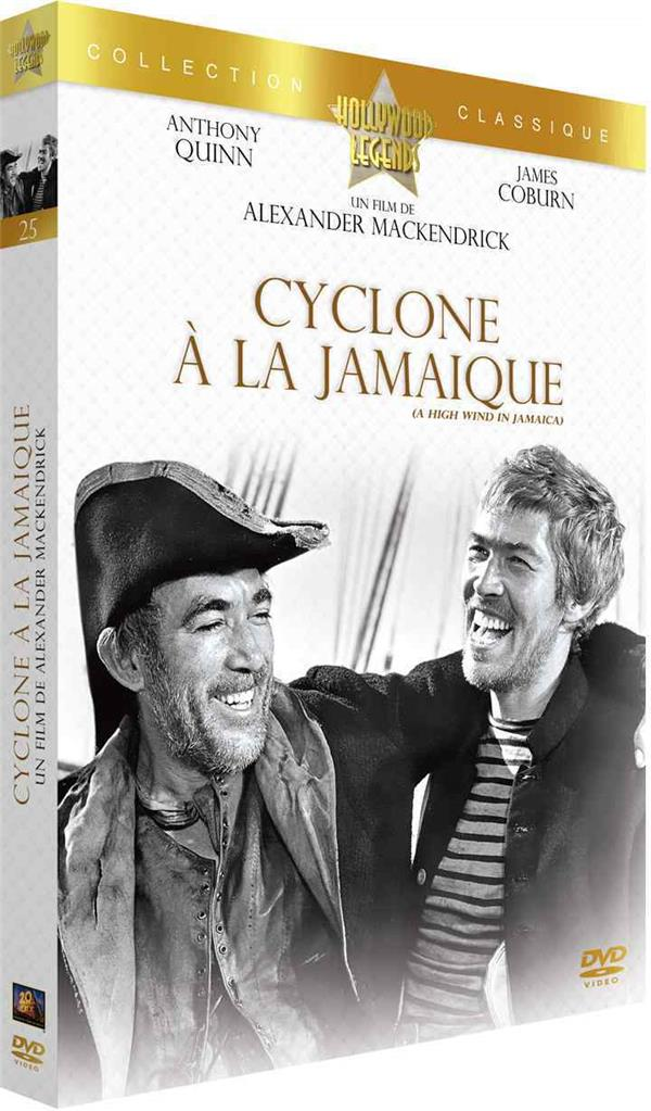 cyclone à la Jamaique