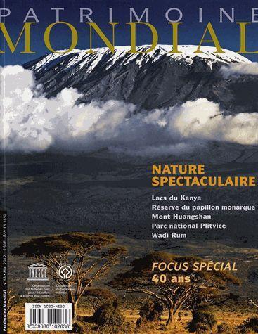 Patrimoine mondial et beauté des sites naturels