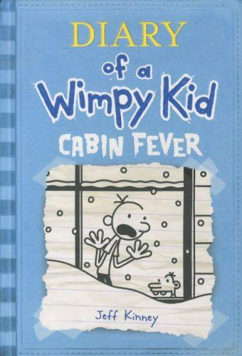 Cabin Fever - Diary Of A Wimpy Kid: Book 6