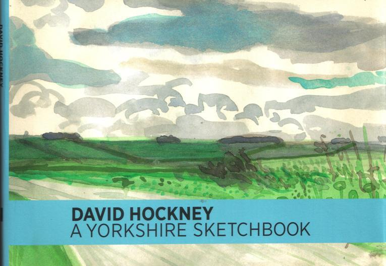 David hockney a yorkshire sketchbooks