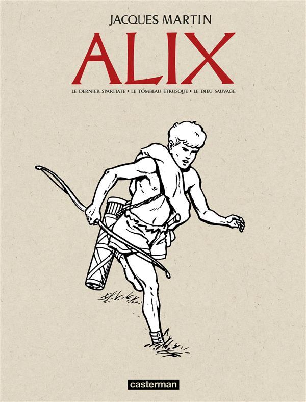 Alix ; INTEGRALE T.7 A T.9