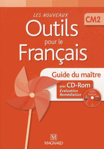 Les Nouveaux Outils Pour Le Francais Cm2 Guide Du Maitre Avec Cd Rom Edition 2013 Claire Barthomeuf Magnard Livre Cd Rom Actes Sud Au