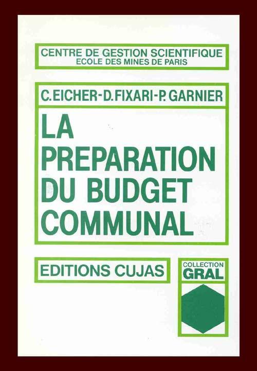 La préparation du budget communal