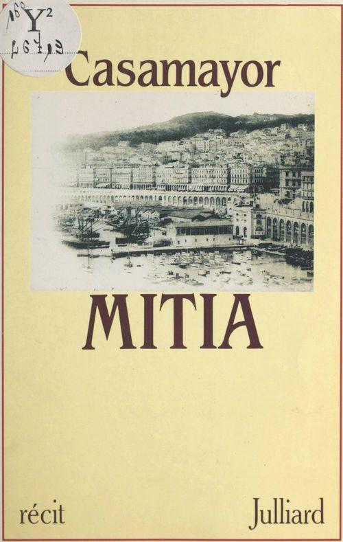 Mitia  - Casamayor