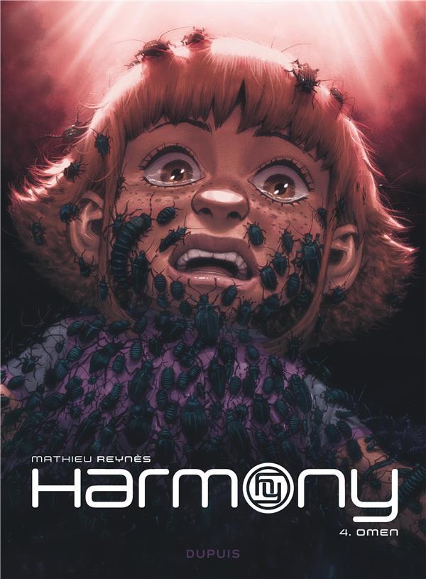 HARMONY T.4  -  OMEN REYNES